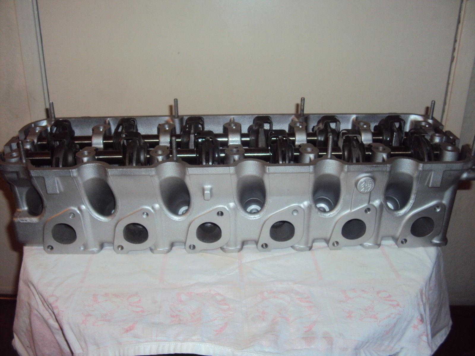 BMW 325i E30 E34 M20 Completely Rebuild 885 Cylinder Head